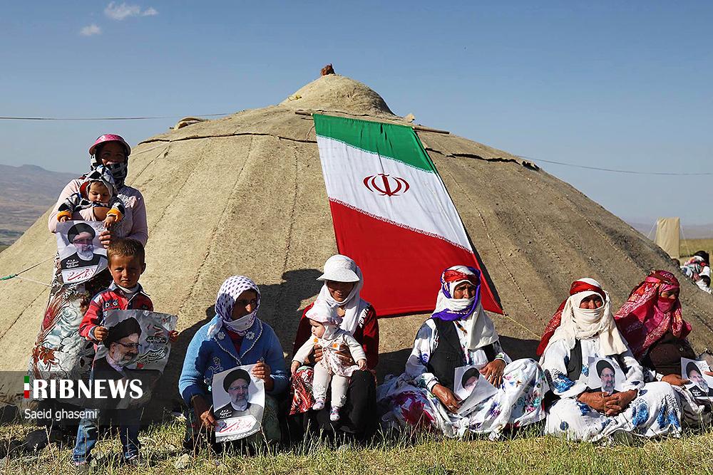 نشست روشنگری انتخابات ۱۴۰۰ در بین عشایر ارسباران