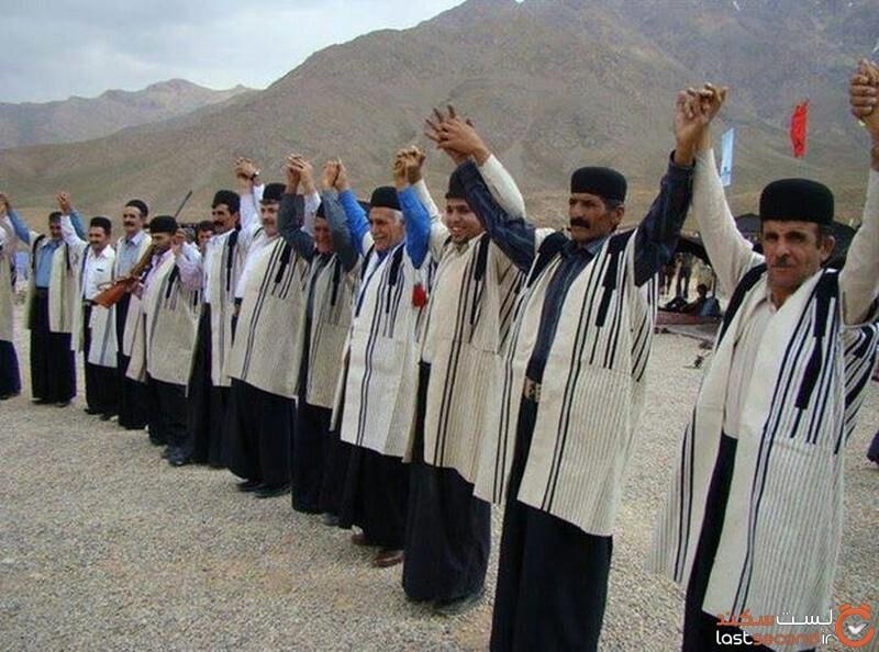 چوخا؛ بالاپوش مردانه ای که بین اقوام ایرانی مشترک است