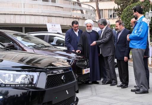 عملکرد خودرویی دولت روحانی «2»