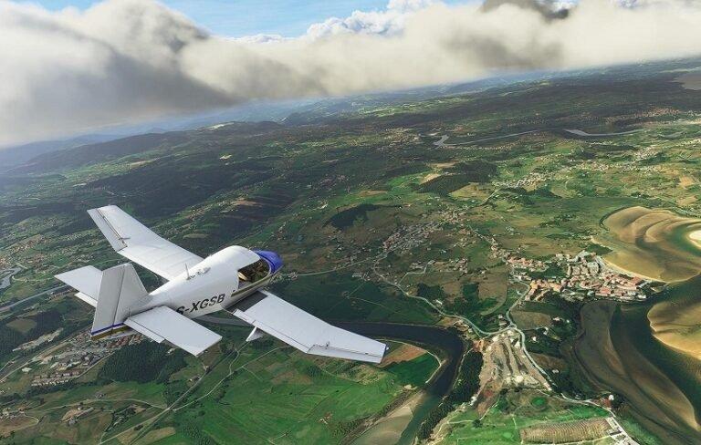 شبیهساز پرواز مایکروسافت ماه آینده برای ایکسباکس عرضه میشود