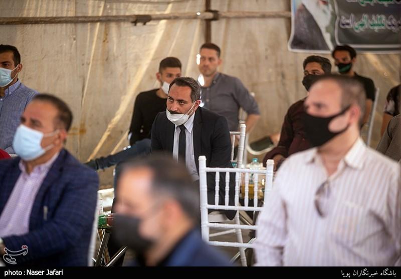 همایش ستاد حامیان مردمی آیت الله رئیسی در غرب تهران
