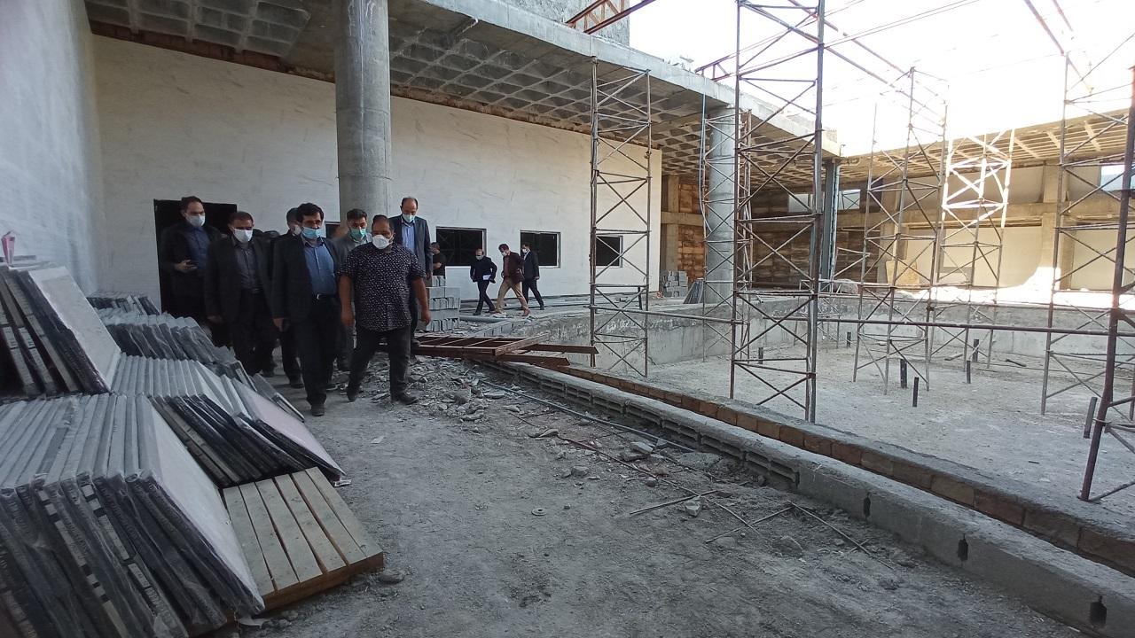 بزرگترین مجموعه آبدرمانی در شهرستان نیر راهاندازی میشود