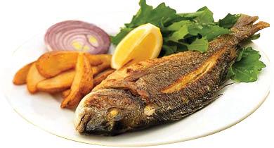 خوردنی های سرشار از امگا۳