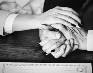 ازدواج زوج عاشق با 95 سال اختلاف سنی!