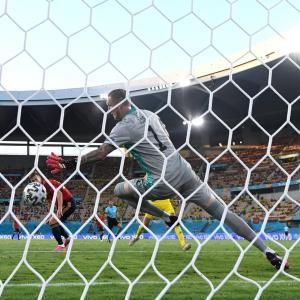 سوپراستار سوئد مقابل اسپانیا