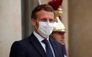 مکرون: قصد فرانسه حمله به اسلام نیست