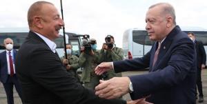 بازدید اردوغان از شهر آزاد شده «شوشا» در قرهباغ