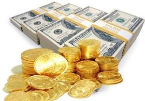 تابلوی طلافروشیها تماما سبز شد؛ نوسان در بازار دلار