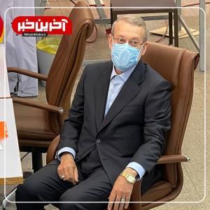 بیانیه مهم لاریجانی درباره انتخابات؛ از شما حرکت، از خدا برکت