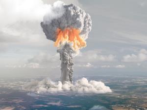 تفاوت انفجار کلاهک هسته ای روی سطح ماه و زمین