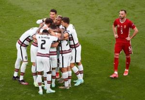 یورو ۲۰۲۰/ پرتغال در آمار هم مجارستان را شکست داد