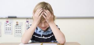 کودک تان دچار استرس می شود؟