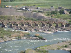 مرمت مشترک پلهای تاریخی خداآفرین با جمهوری آذربایجان در دستور کار وزارت میراث فرهنگی
