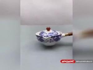 یک قوری جالب؛ بفرس برای چای خورا!