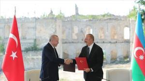 اردوغان و علیاف