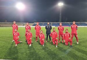 تورنمنت کافا/ تساوی تیم ملی برابر ازبکستان