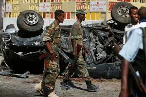 ۲۰ کشته بر اثر حمله انتحاری در موگادیشو