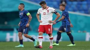 واکنش لواندوفسکی به شکست لهستان