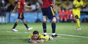 بازیکنان اسپانیا و سوئد درباره تساوی امشب چه گفتند؟
