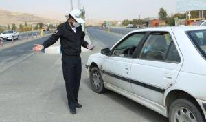 جریمه مالکان ١٧٦ دستگاه خودرو غیربومی در خراسان رضوی