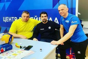 عبادیپور یکی از ستونهای والیبال ایران است