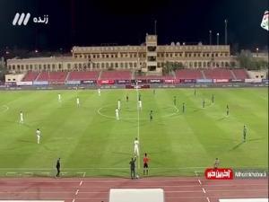 خلاصهبازی ایران 1 - عراق 0