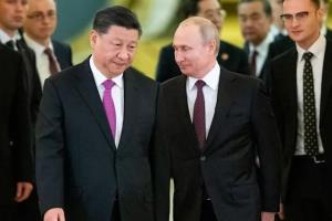 حسادت آمریکا به روابط فزاینده روسیه با چین
