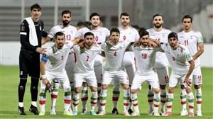 تیم ملی با ۴ تغییر مقابل عراق
