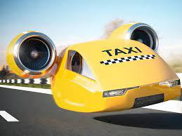 تاکسی پرنده و آرزویی که به تحقق آن خیلی نزدیک شدهایم!