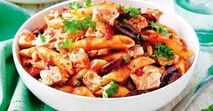 «پاستا فوری» خوش طعم و لذیذ برای روزهای پر مشغله