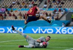 خلاصهبازی اسپانیا 0 - سوئد 0