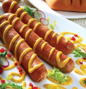 ایده جالبی برای طبخ سوسیس تخم مرغ