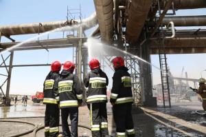 اقدام به موقع ذوبآهن اصفهان مانع حادثه انسانی و تجهیزاتی شد