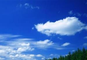 آسمان صاف با افزایش باد برای فارس پیشبینی شد