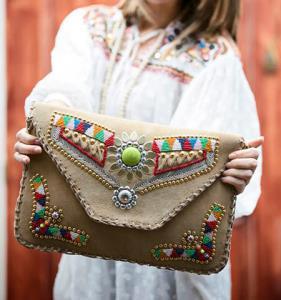 جدیدترین مدل های کیف سنتی زنانه