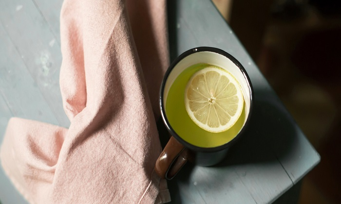 فواید سلامت چای سبز با لیمو ترش