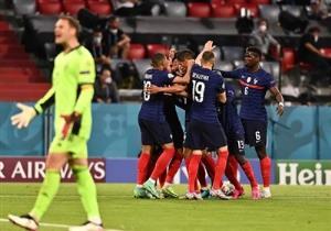 یورو ۲۰۲۰/ شکست یک نیمهای آلمان مقابل فرانسه