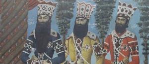 تصویری از حاکم قاجاری یزد