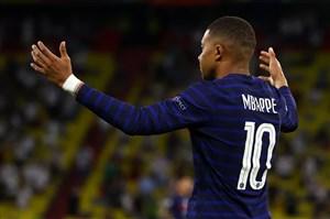 فرانسه 3 گل زد اما یک بر صفر برد!