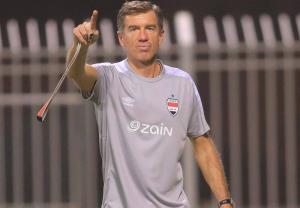 کاتانچ در آستانه جدایی از تیم ملی عراق
