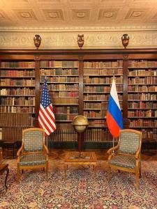 همه چیز آماده برای نشست بایدن-پوتین