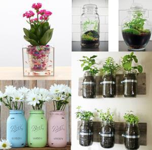 گلدان هایی برای تمام فصول