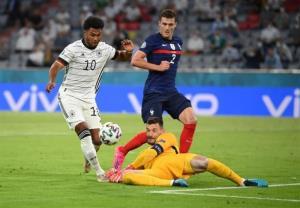 یورو ۲۰۲۰/ برتری آلمان در شب شکست مقابل فرانسه