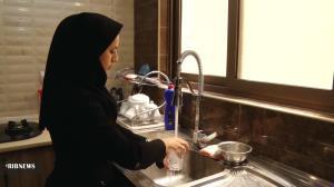 افزایش ۵ درصدی آب بهازای هر درجه افزایش دما در اصفهان
