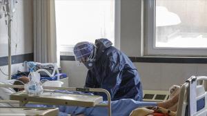 بستری ۷۰ بیمار کرونایی در بیمارستان امیرالمومنین(ع) اهواز