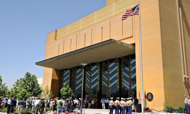 زنگ خطر کرونا در سفارت آمریکا در کابل به صدا درآمد