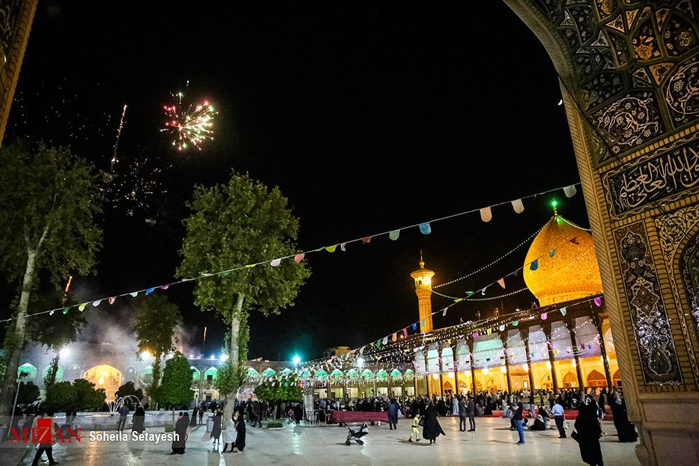 جشن بزرگداشت حضرت شاهچراغ (ع)