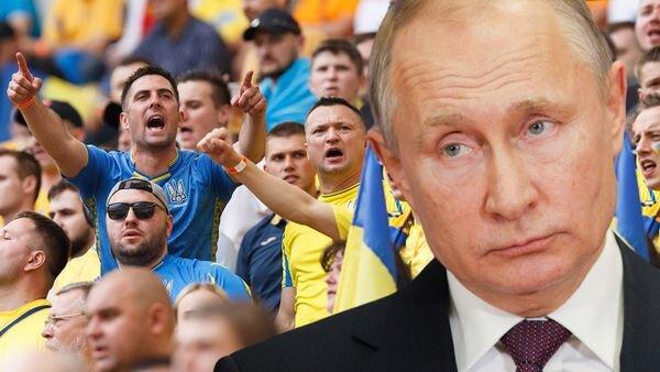 خشم روسها از توهین هواداران اوکراینی به پوتین