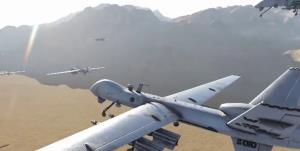 حمله پهپادی ارتش یمن به فرودگاه «ابها» در خاک عربستان