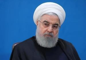 بازنشر یک جمله انتخاباتی روحانی در توئیتر علیرضا معزی